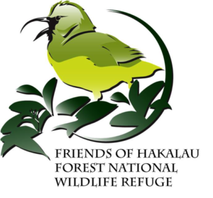 Friends of Hakalau Forest Logo