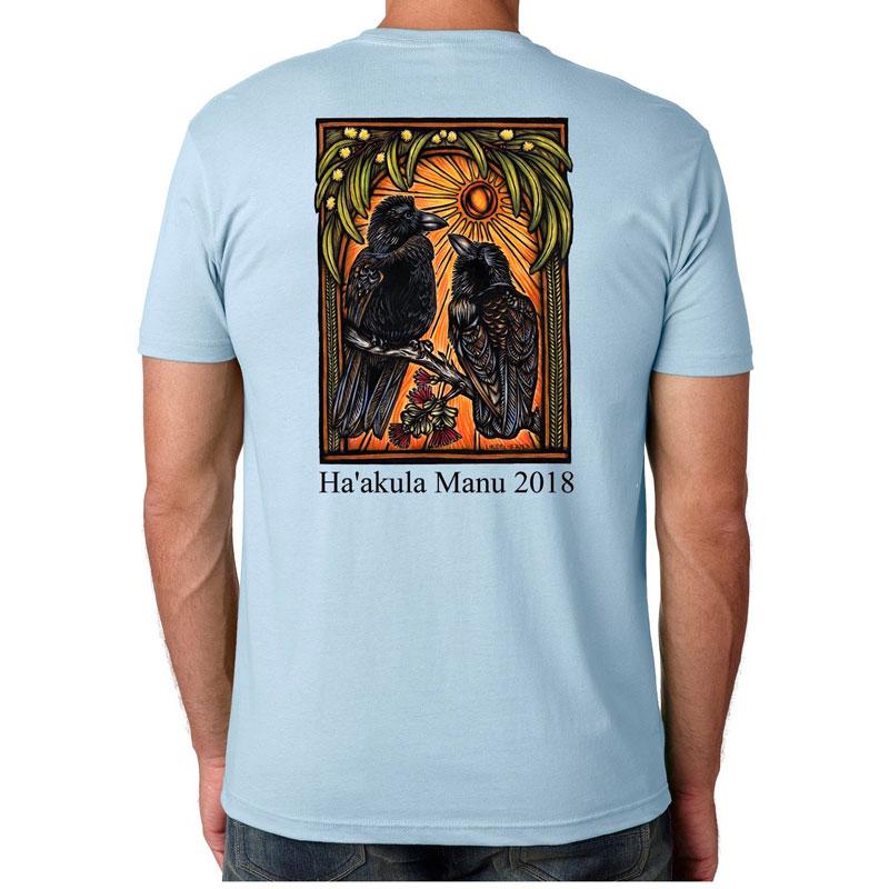 Haakula Manu HIFB 2018 T-shirt - back view