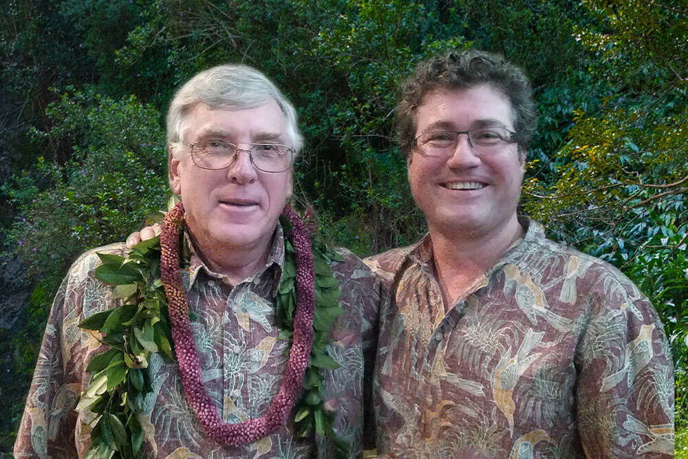 Two Rare Birds, Jack Jeffrey and Rob Pacheco